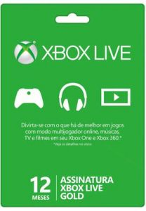 XBox Live Gold Black Friday | Zero3Games