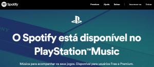 Playstation Spotify | Zero3Games