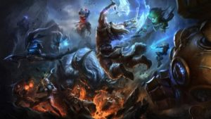 League of Legends - O jogo