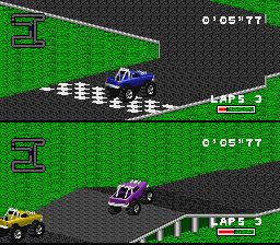 Rock'n Roll Racing 1993