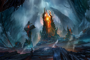 The Dire The Frozen Throne Dota 2