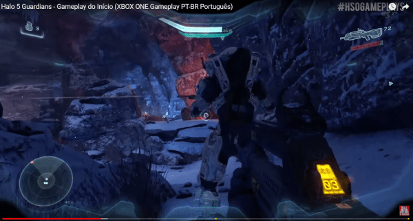 GamePlay Halo Xbox | Zero3Games