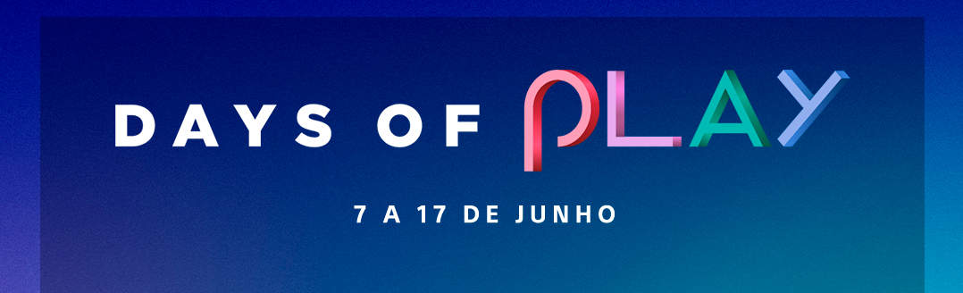 Days of Play, jogos e Ps Plus com descontos