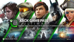 Game Pass Ultimate