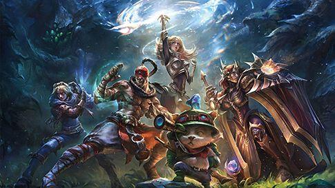 Riot Points Gift Card para Teamfight Tactics e Legends of Runeterra