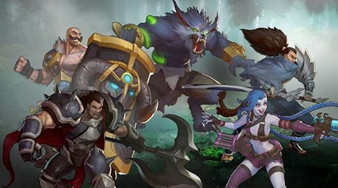 Riot Points Gift Card para League of Legends